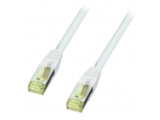 LINDY CAT7 SFTP LS0H PiMF Network Cable Grey