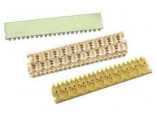 10-ties porų lygiagr. modulis su užpildu AMP Stack IV