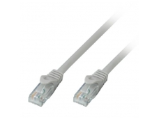 LINDY 100m CAT6 U/UTP Solid Core Network Cable. Grey