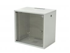 10U spinta su stiklo durimis 515x600x600 (AxPxG)mm