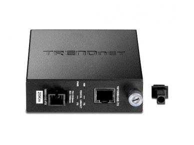 100Base-T WDM TX-1310 SM keitiklis 20km 2