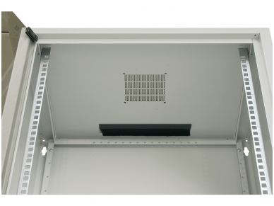 12U spinta su stiklo durimis 604x600x400 (AxPxG)mm 2