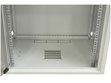 12U spinta su stiklo durimis 604x600x400 (AxPxG)mm 3