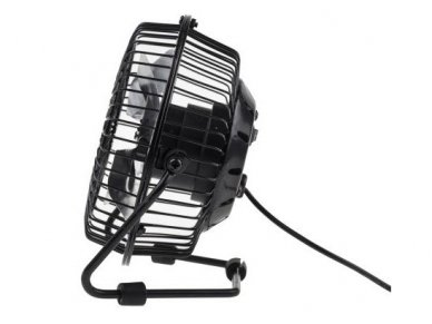 135-8869 Ventiliatorius USB 5V stalinis 100mm ašis 2