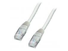 LINDY 25m CAT5e UTP Solid Core Network Cable. Grey