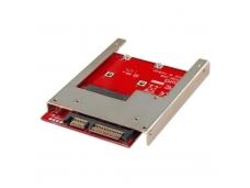 Lindy 2.5Inch SATA adapter for mSATA SSD