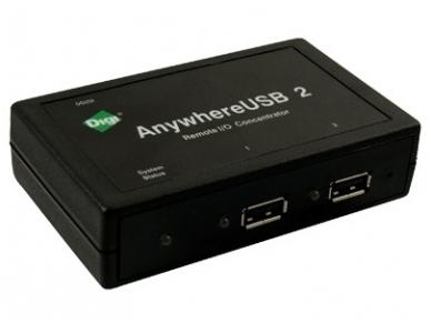2 portų USB IP šakotuvas, DIGI AW-USB-2-W