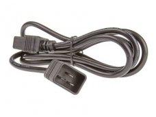 321-219 Maitinimo kabelis, 2m 16A 250V C19-C20