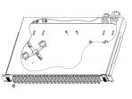 48xSC portu komutacinė panelė be perėjimų 300mm