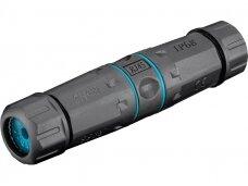 6A kategorijos kabelio sujungimas AWG26-22, 5-7.5mm IP68