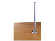 Lindy 700mm Desk Grommet Clamp Pole