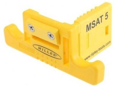 754-1160 Nužievinimo įrankis optinio kab. vamzdeliui 1.9-3mm