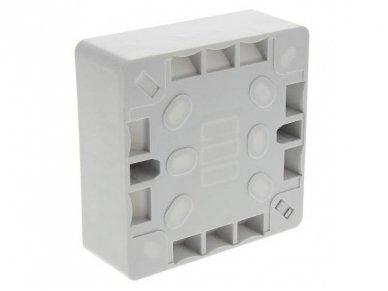 775-8107 Paskirts. dėžutė 86.6 x 86.6 x 28mm 2