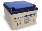 Akumuliatorius 12V 26Ah, Ultracell (Švino rugšties)