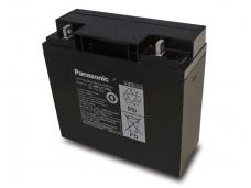 Akumuliatorius 12V 17Ah, Panasonic LC-XD1217PG 10-12 metų