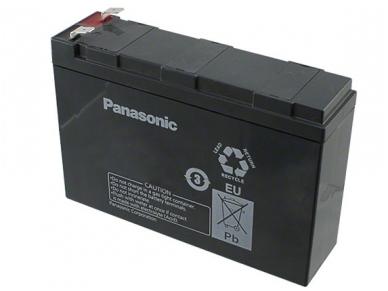 Akumuliatorius 12V 120W, Panasonic UP-VW1220P1
