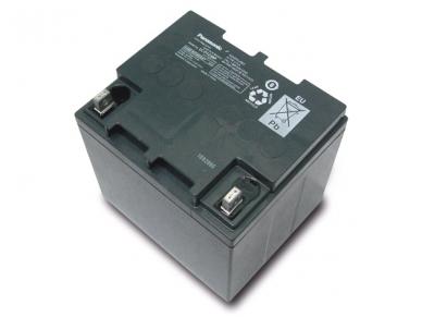 Akumuliatorius 12V 38Ah, Panasonic LC-P1238APG 10-12 metų