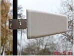 Antena LTE SMA kištukas 5m RG58 8-9dBi, išorinė
