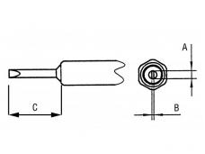 Antgalis NT-D, 4,0x0,8mm