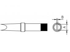 Antgalis PT-A6, 1.6x0.7mm 310C