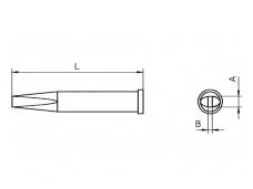 Antgalis XT-M, 3.2mm