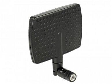 Antena WLAN 802.11 ac/a/b/g/n RP-SMA kištukas 5-7dBi 2