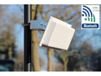 Antena WLAN MIMO 802.11 ac/a/hb/g/n 2xN lizdas 10.5-12dBi