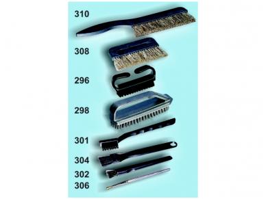Antistatinis šepetėlis 40x150mm 2