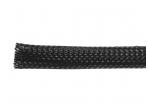 Apsauginis pintas šarvas 30-49mm, juodas