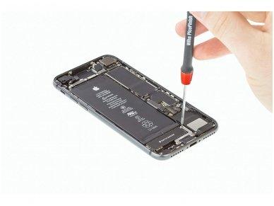 Atsuktuvų komplektas Wiha 266PK8 Apple prietaisams 8vnt. 5