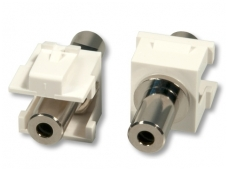 Audio 3.5mm F-F perėjimas, Keystone