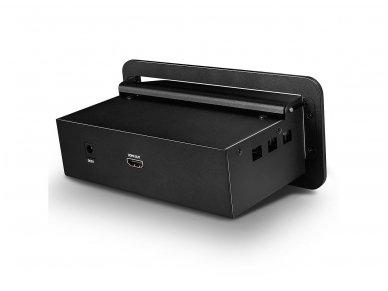 Audio-video stalo modulis keitiklis 2
