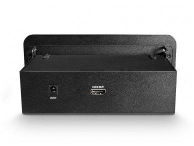 Audio-video stalo modulis keitiklis 4