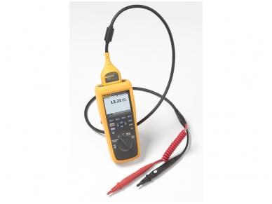 Baterijų analizatorius FLUKE BT510 3