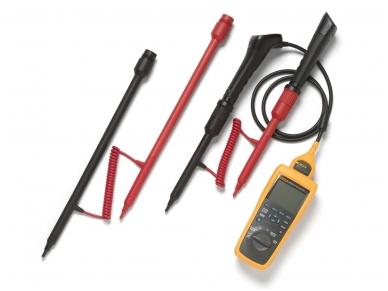 Baterijų analizatorius FLUKE BT520 5