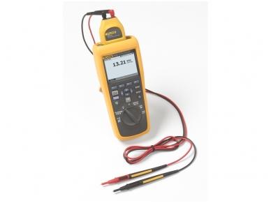 Baterijų analizatorius FLUKE BT521 2