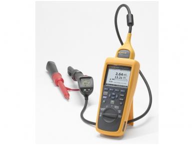Baterijų analizatorius FLUKE BT521 5