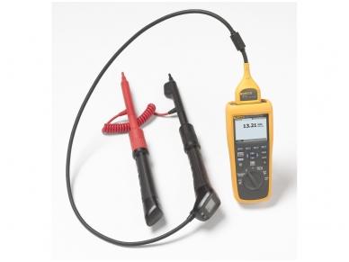 Baterijų analizatorius FLUKE BT521 6