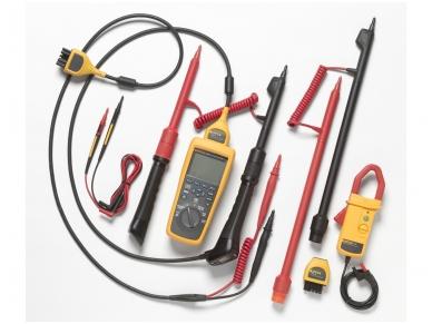 Baterijų analizatorius FLUKE BT521 7