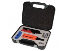 LINDY Cable TV & Satellite Tool Kit