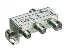 Daliklis 3 abonentams, (5-1000 MHz), F