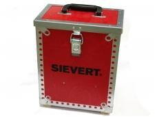 Dėžė dujinio degiklio transportavimui ir laikymui