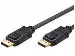 DisplayPort kabelis 3m DP1.2 3D, 4K, 2K prie 30Hz
