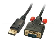 DisplayPort į VGA kabelis 5m