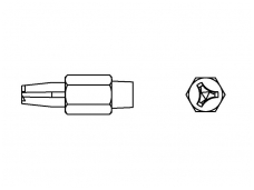 DSX80 ir DV80 valymo įrankis T0058706794