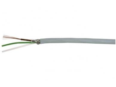 Duomenų perdavimo kabelis LIYCY 3x0,25 2