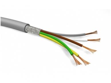 Duomenų perdavimo kabelis LIYCY 4x0,25