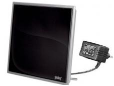 DVB-T aktyvi vidaus antena 30dB, DVB-T/T2