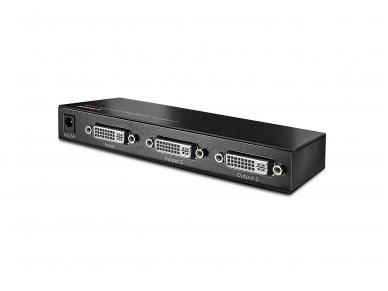 DVI-D SingleLink šakotuvas 1>2 1920x1200 60Hz 2