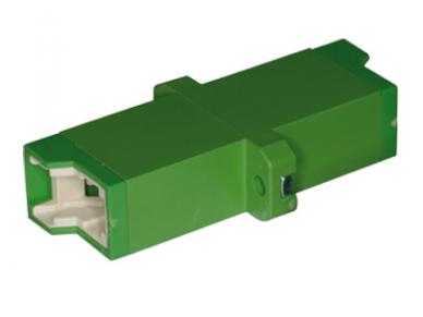 E2000/APC tipo optinis adapteris, SM